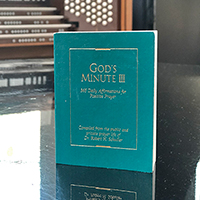 God's Minute III REPRINT