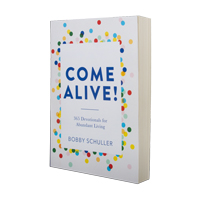Come Alive Devotional & BONUS Living Connected Video