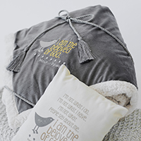 Beloved Blanket & Pillow Set