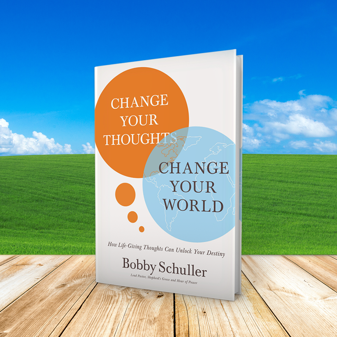 Change Your Thoughts, Change Your World Book