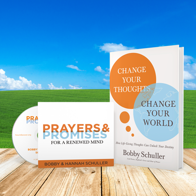 Change Your Thoughts Special Offer #1