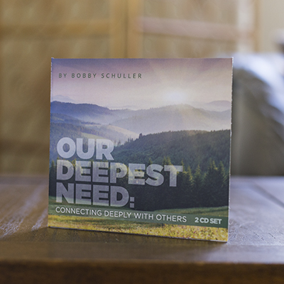 Our Deepest Need Message Series CD