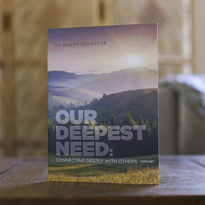 Our Deepest Need Message Series DVD