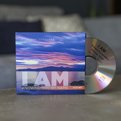 I AM: Knowing God By Name 4 CD Set