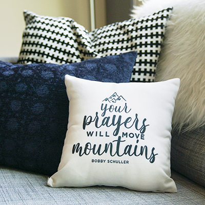 Prayer Pillow