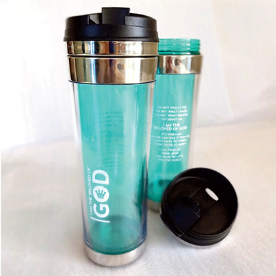 Creed of the Beloved Travel Tumbler