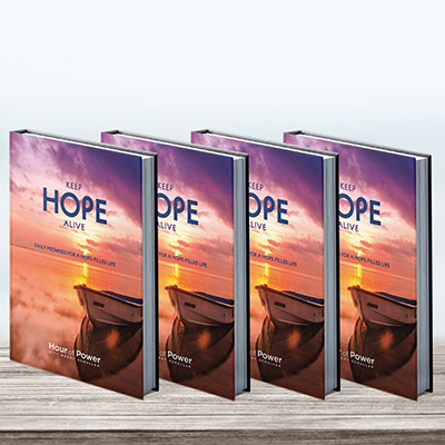 4 Keep Hope Alive Devotionals