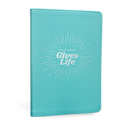 Your Word Gives Life Journal