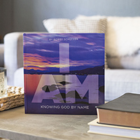 I Am: Knowing God by Name Coffee Table Book