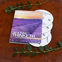 As A Man Thinketh Sermon Series 4-DVD Set