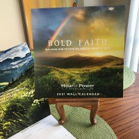 2021 Calendar Bold Faith