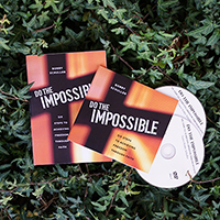 Do The Impossible Book and DVD Combo