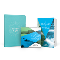 Be Healed, Be Whole Collection with Your Word Gives Life Journal