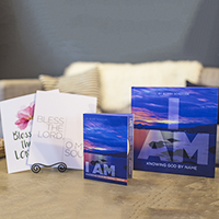 I AM Book / Wall Art Prints / DVD Combo Set