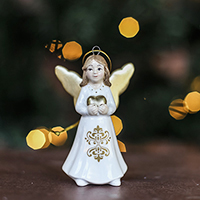 2017 Love Angel Ornament