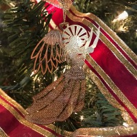 2020 Angel Ornament 50th Anniversary