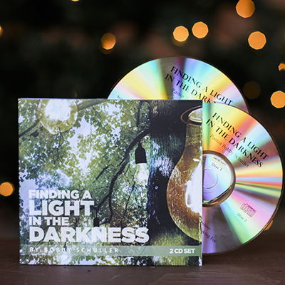 Finding a Light in the Darkness CD